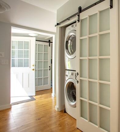 New Seabury, Popponesset, Mash New Seabury vacation rental - New Laundry Facilities for 2018