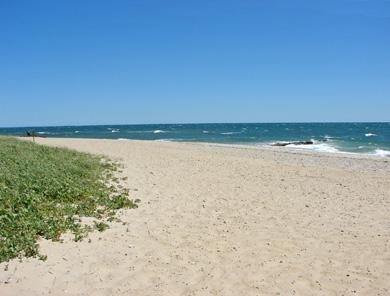 North Falmouth Cape Cod vacation rental - Beautiful beach