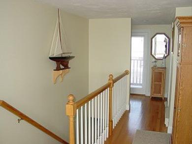 Truro Cape Cod vacation rental - Hallway