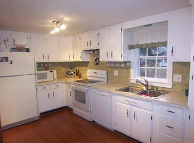 Harwich Cape Cod vacation rental - Kitchen