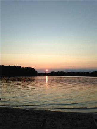 Harwich Cape Cod vacation rental - Beach Sunset
