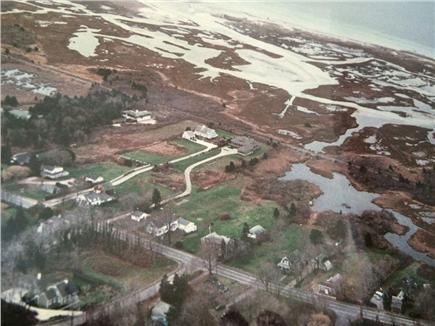 West Falmouth Cape Cod vacation rental - Proximity to water view
