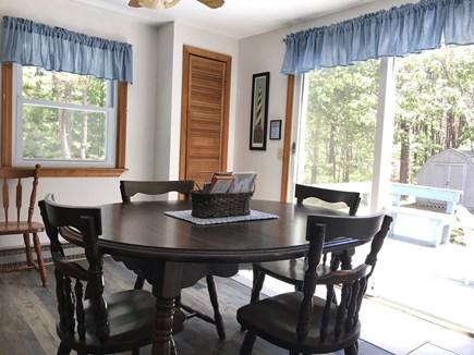 Wellfleet Cape Cod vacation rental - Dining Space
