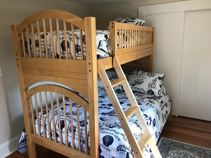 West Yarmouth Cape Cod vacation rental - Bedroom #3 - Bunk - Double/Twin