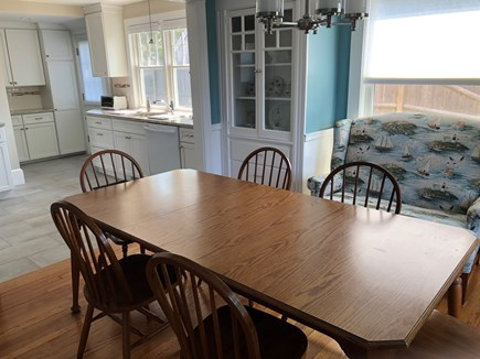 West Yarmouth Cape Cod vacation rental - Dining Room off of kitchen