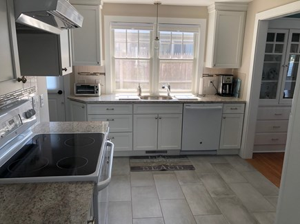 West Yarmouth Cape Cod vacation rental - Kitchen, fully loaded.  Granite counters, lots of cabinet space.