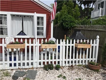 Provincetown Cape Cod vacation rental - Front of the cottage
