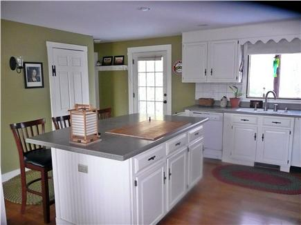 Mashpee, South Cape Beach Cape Cod vacation rental - Open kitchen.  Lots of room!