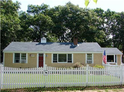 South Yarmouth/Bass River Cape Cod vacation rental - Front view of home