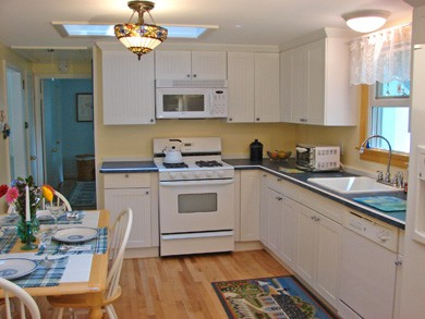 South Yarmouth/Bass River Cape Cod vacation rental - Enjoy a meal inside in dining area