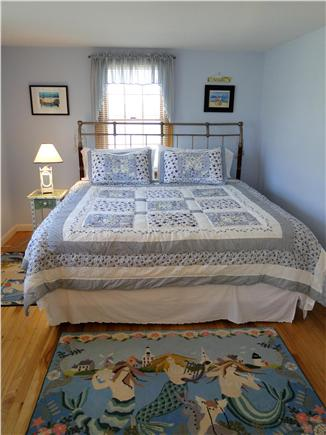 South Yarmouth/Bass River Cape Cod vacation rental - Large king sized master bedroom