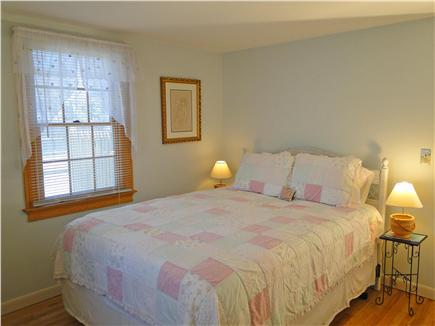 South Yarmouth/Bass River Cape Cod vacation rental - Queen sized bedroom