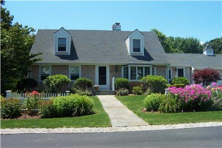 West Harwich Cape Cod vacation rental - Beautifully landscaped homes, 5 houses away from beach