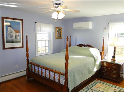West Harwich Cape Cod vacation rental - Main floor queen bedroom