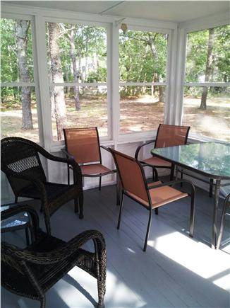 North Eastham Cape Cod vacation rental - Porch