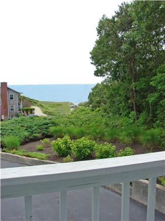 South Chatham Cape Cod vacation rental - Spend your days on the deck w/ water views beach just 250 ft away