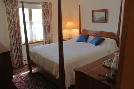 South Chatham Cape Cod vacation rental - Charming queen bedroom on main floor