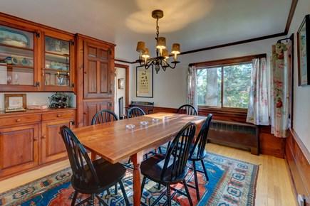 Dennis Village Cape Cod vacation rental - Dining room