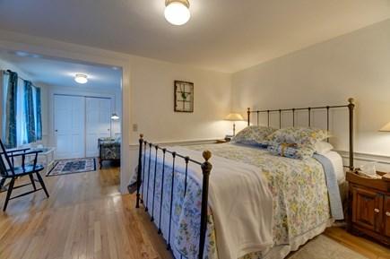 Dennis Village Cape Cod vacation rental - Master bedroom suite on first floor (queen bed)