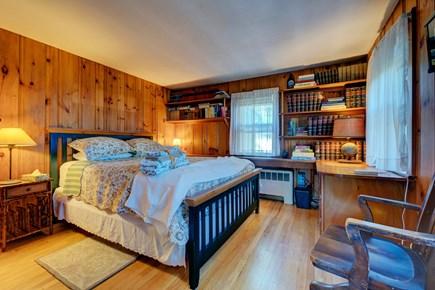 Dennis Village Cape Cod vacation rental - Front bedroom on first floor (queen bed)