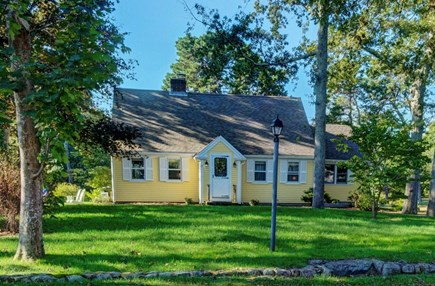 Dennis Village Cape Cod vacation rental - Front of Elm Street house