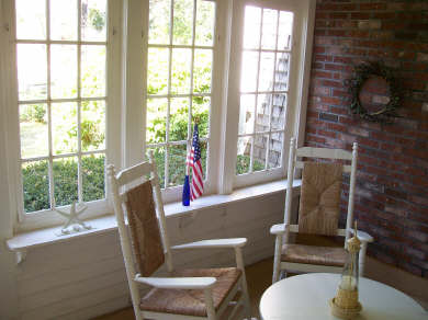 Chatham Cape Cod vacation rental - Cozy, sunny, screened-in porch