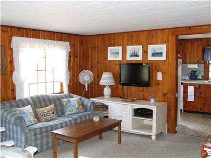 Eastham Cape Cod vacation rental - Comfortable living room