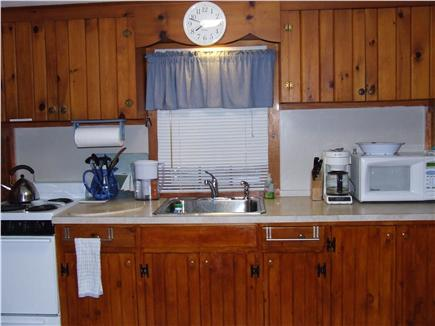 Eastham Cape Cod vacation rental - Well-equipped kitchen