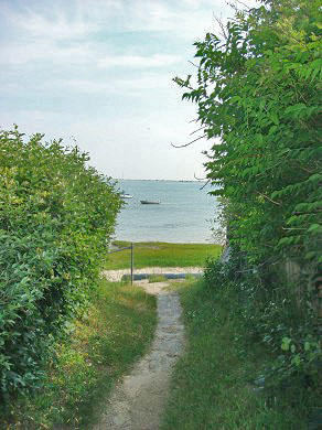 Barnstable Cape Cod vacation rental - Right-of-way to Private Beach