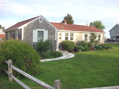 Barnstable Cape Cod vacation rental - 1950's Cape Ranch; Renovated and Landscaped