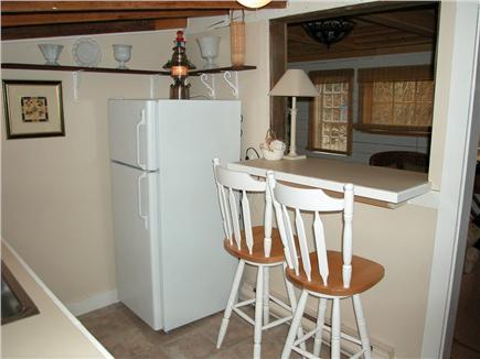 Marstons Mills Marstons Mills vacation rental - Kitchen bar overlooking sitting area