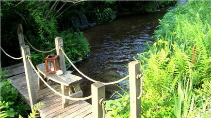 Marstons Mills Marstons Mills vacation rental - River at your front door
