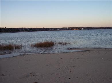 Chatham Cape Cod vacation rental - Jack Knife Cove on Pleasant Bay sunset