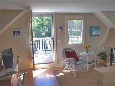 Chatham Cape Cod vacation rental - Door to Deck