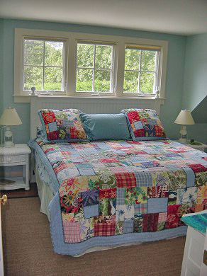 Chatham Cape Cod vacation rental - Bedroom with King Bed