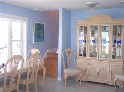 Wareham MA vacation rental - Large family eat-in kitchen