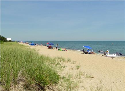 New Seabury, Maushop Village New Seabury vacation rental - Walk two minutes to private Maushop Beach