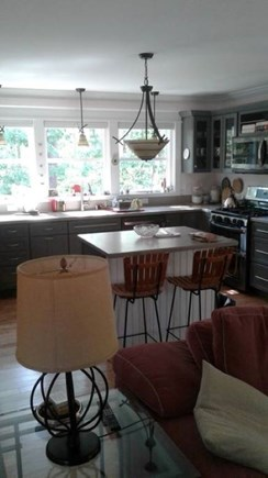 Eastham Cape Cod vacation rental - Fully equiped kitchen