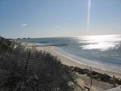 Harwich, Chatham Cape Cod vacation rental - Wah Wah Taysee Beach - late afternoon