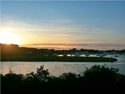 Harwich, Chatham Cape Cod vacation rental - Neighborhood Overlooks Beautiful Allen Harbor
