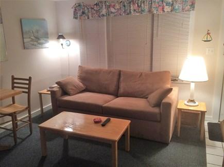 Harwichport Cape Cod vacation rental - Queen sleeper sofa