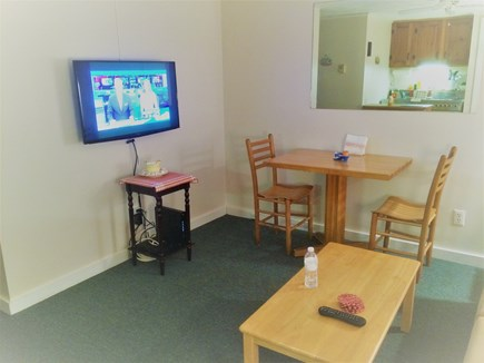 Harwichport Cape Cod vacation rental - Dining area