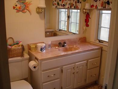 Harwichport Cape Cod vacation rental - Bathroom