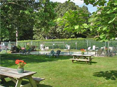 Harwichport Cape Cod vacation rental - Private Pool