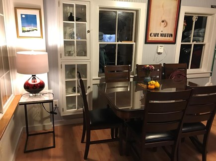 Eastham Cape Cod vacation rental - Indoor dining area