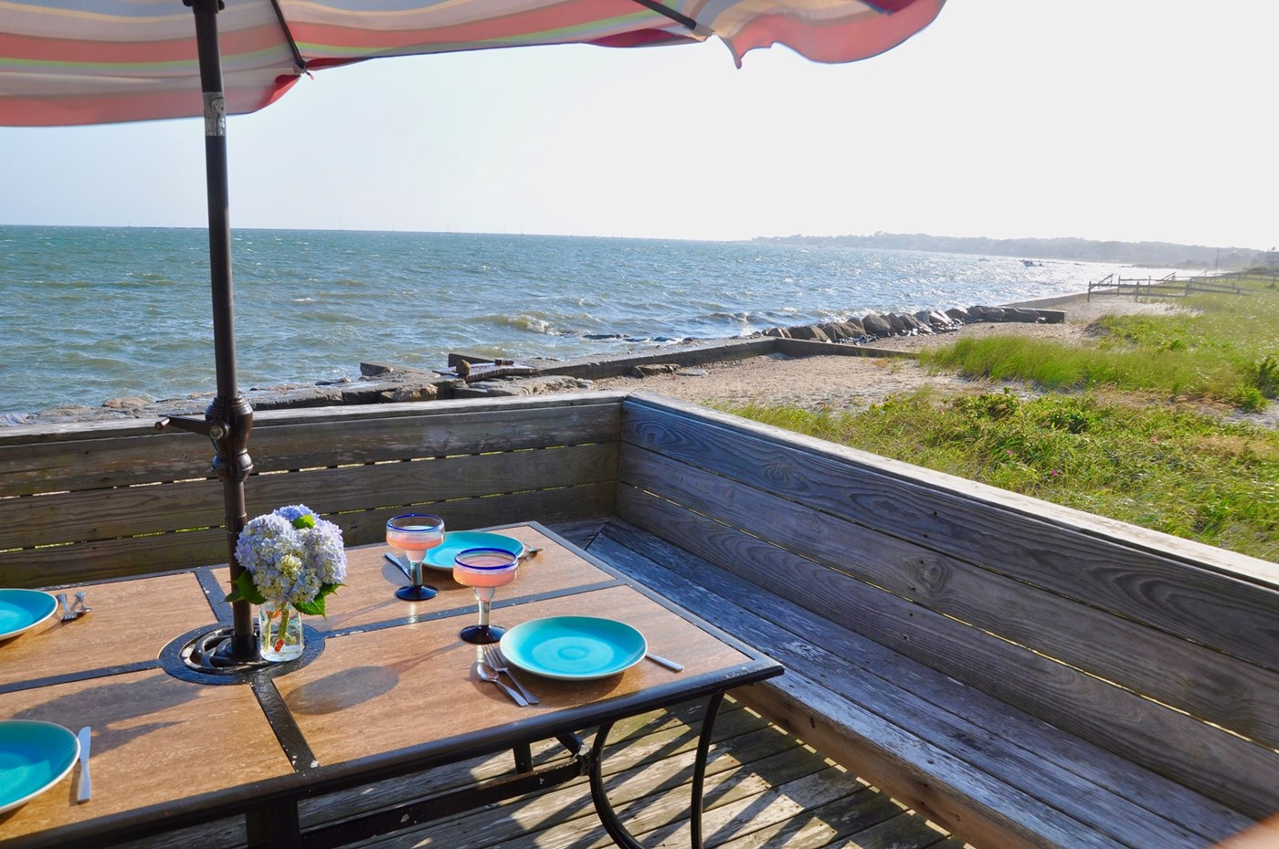 Enjoy the private beach Hyannis Vacation Rental