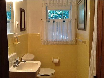Eastham Cape Cod vacation rental - 2 Bathrooms, downstairs bath with tub