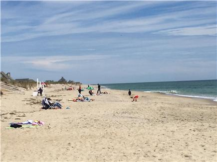 Dennisport Cape Cod vacation rental - Inman Road Beach 697 Steps from The Summer Shire