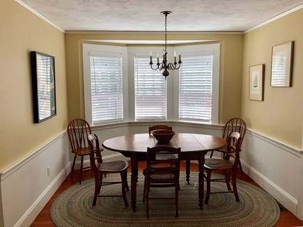 Dennisport Cape Cod vacation rental - Bright and Airy Dining Room