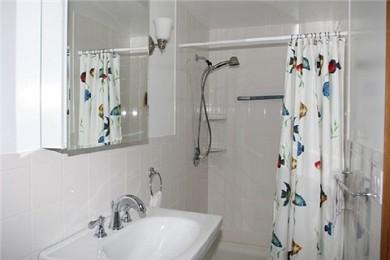 Wareham MA vacation rental - Private Master Bathroom